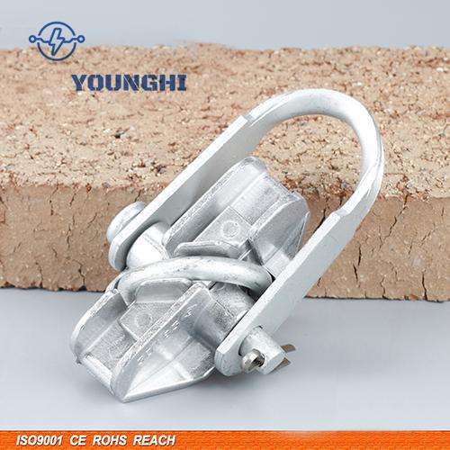 steel suspension clamp